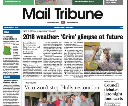 Mining Hidden News Gems in Small Town USA